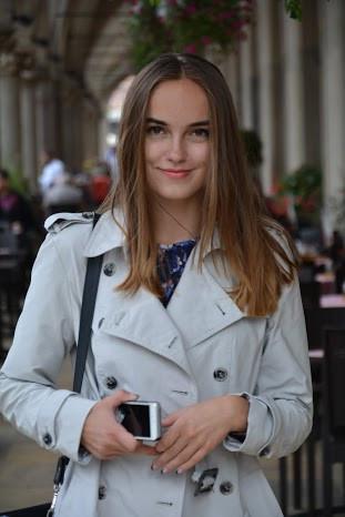 Mariia from Munchen, Hair: braun (mittel), Eye: braun, German: Fortgeschritten, English: Fliessend, French: nein, Spain: nein